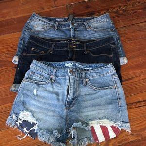 Mossimo shorts bundle